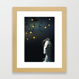 Petra Porcelain #3 Framed Art Print