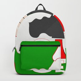 Santa Selfie Backpack