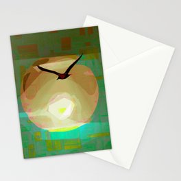 Lonely Skies. Stationery Cards