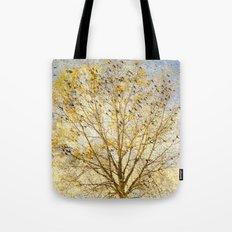 The Bird Tree Tote Bag