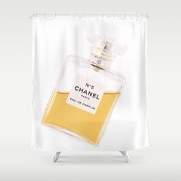 Design and Fragrance Shower Curtain