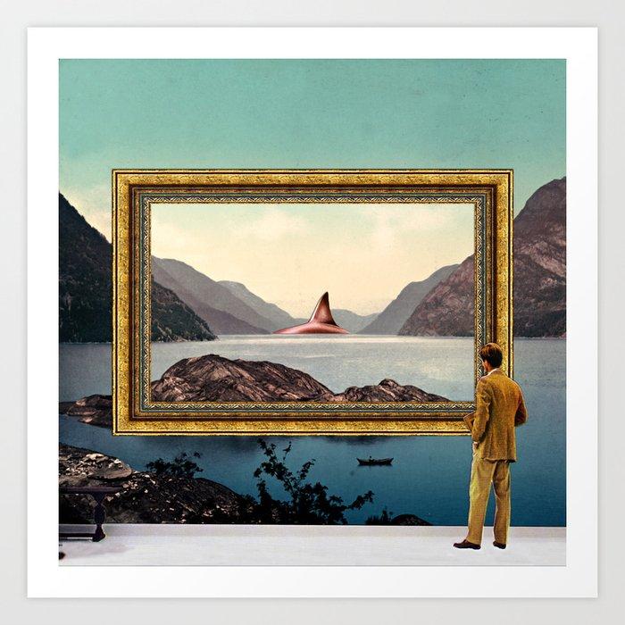 The Curator Kunstdrucke