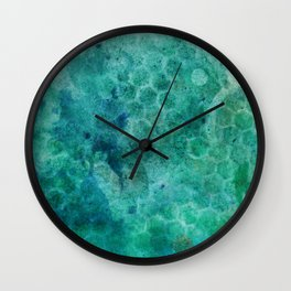 Abstract No. 151 Wall Clock