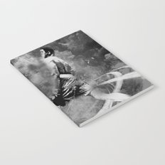 FLOAT LIKE A BUTTERFLY STING LIKE A BEE Notebook