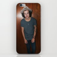 one direction iPhone & iPod Skins featuring One Direction by behindthenoise