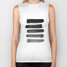 Shades of Gray Biker Tank