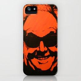 Jack iPhone Case