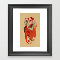 passionaria Framed Art Print