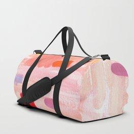 Put Sorrows In A Jar - abstract modern art minimal painting nursery Duffle Bag