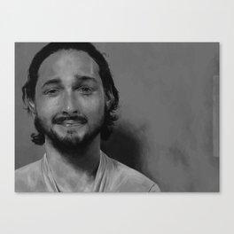 Fjögur Píanó revisited Canvas Print