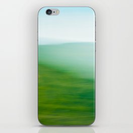 Mountains and Sea iPhone Skin