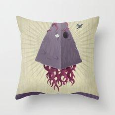 Overseas Throw Pillow