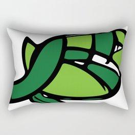 Artichoke // Alcachofa Rectangular Pillow