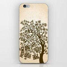 The Fruit of the Spirit (I) iPhone & iPod Skin
