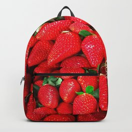 Strawberries Galore Backpack