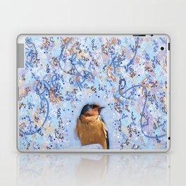 Beautiful Little Barn Swallow Laptop & iPad Skin