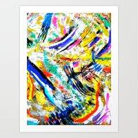 bon iver Art Prints featuring re: stacks // Bon Iver by l.w.