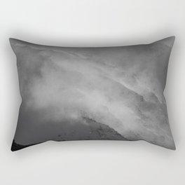'Spin Drift' Rectangular Pillow