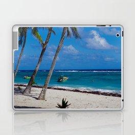 desert tropical beach Laptop & iPad Skin