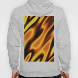 Element Fire Flame Hot Hoody