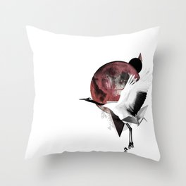 Hope of Love for Japan Throw Pillow
