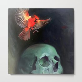 Cardinal Sin Metal Print