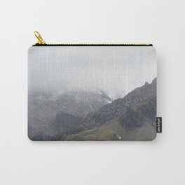 There be Mountains Carry-All Pouch