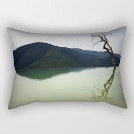 Oaxacan reflection Rectangular Pillow