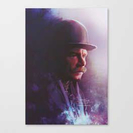"""""""HOLMES!! TELL ME WHERE MY BLOODY WIFE IS?"""" Canvas Print"""