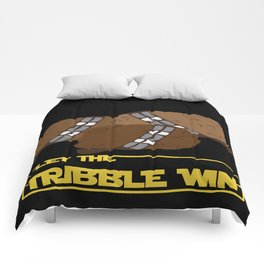 Let the tribble win Comforters