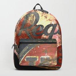Texan - Vintage Label Backpack