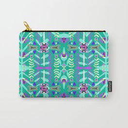 Pschedelic Scandinavian Hygge Boho Cozy Print Carry-All Pouch