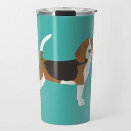 Beagle cute dog gifts pure breed must haves beagles Travel Mug