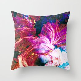 The Core Throw Pillow
