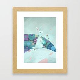 The Dreamteller of Oblivion Framed Art Print