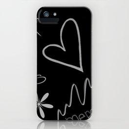 MERCI iPhone Case