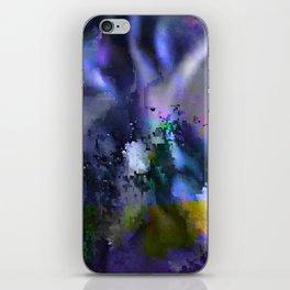 glitch cloud 6. iPhone Skin