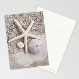 Treasures From The Beach Stationery Cards