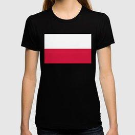 Polish flag of Poland T-shirt