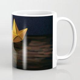 Paper Boat  Coffee Mug