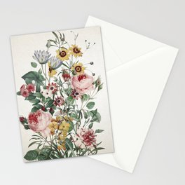 Romantic Garden Stationery Cards