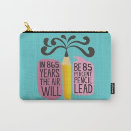 Pencil Lead Carry-All Pouch