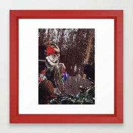 love tap Framed Art Print