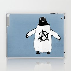 Anarchy in the Antarctic Laptop & iPad Skin