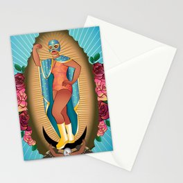 Lucha Guadalupe Stationery Cards