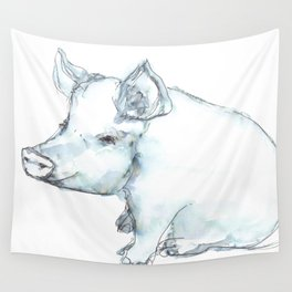 Pig Wall Tapestry