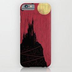 red rain iPhone 6s Slim Case