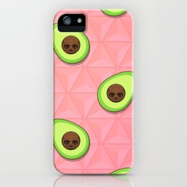"""""""Nifty Little Lefty"""" By: Allan Calangan iPhone Case"""