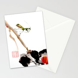 My fame riches heaven Stationery Cards