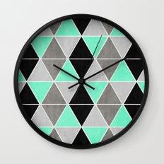 IceGeo Wall Clock